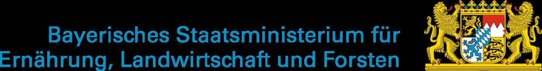 Logo Bayerisches Staatsministerium für Ernährung, Landwirtschaft und Forsten